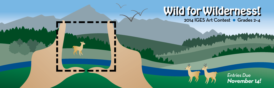 Wild for Wilderness Art Contest