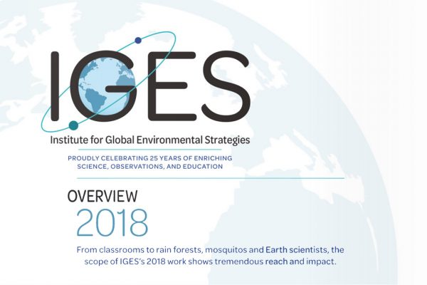 IGES Overview 2018