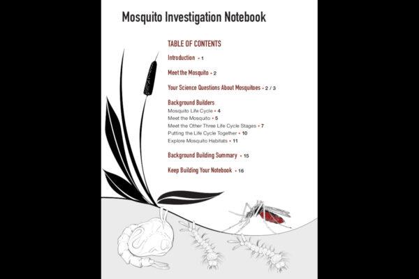 Mosquito Investigation Notebook